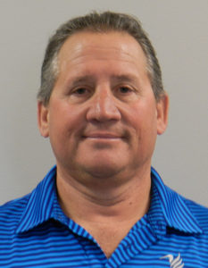 Service Plant Representative Rich Baker